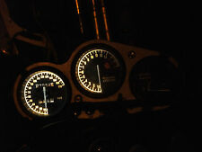 Blanco Kawasaki ZX7R P Series LED Dash Kit de conversión de Reloj lightenupgrade
