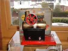 MAMOD STATIONARY STEAM ENGINE IN USED CONDITION VINTAGE  SCROLL DOWN 4 PHOTOS