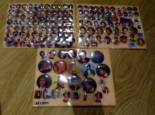 michael jackson Collection Of Badges Job Lot Since The 80s