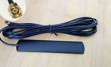 WIFI Antenna 2400-2500MHZ 5dBi with 3m cable RP-SMA Male Wireless Signal booster
