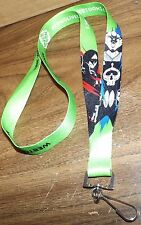 New York City Comic Con 2015 - NYCC 2015 - WebToons Anime Lanyard -Super Rare