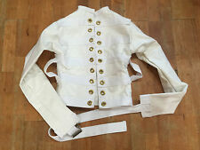 The Challenger Restraint Straitjacket  Straight Jacket  White- Extra Small XS