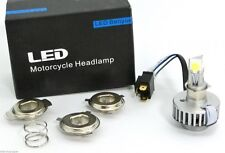 LED Headlight 6V - 36V corresponding For Bike Hi / Lo Switching Type H4 2000LM