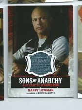 2015 Sons of Anarchy seasons 4-5 costume card W15
