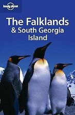 Lonely Planet The Falklands & South Georgia Island (Regional Guide)-ExLibrary