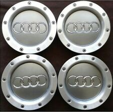 4 Genuine OEM Wheel Center Hub Cap 8D0601165K For AUDI A2 A3 A4 A6 S6 A8 TT RS6