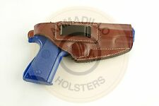 Armadillo Holsters Inc. Brown / Tan Leather Belt Holster for 1911  (G7)