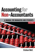 Accounting for Non-accountants: A Manual for Managers and Students by David Horn