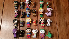 Funko Mystery Mini DC Heroes and Pets GameStop & Hot Topic Exclusive Full Set!