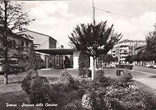 FAENZA - Stazione delle Corriere 1967
