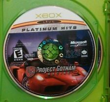 Project Gotham Racing 2  and Arcade   Xbox 2003 fast free shipping