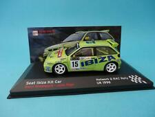 SEAT IBIZA KIT CAR - ROVANPERA - RALLY RAC 1996 - 1/43 NUEVO / NEW IXO / ALTAYA