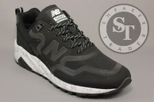 NEW BALANCE LIFESTYLE MRT580TB RE-ENGINEERED BLACK WHITE GREY DS SIZE: 11