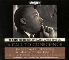 A Call to Conscience: The Landmark Speeches of Dr. Martin Luther King, Jr. by