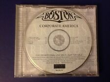 BOSTON ~ corporate america CD ~ ARTEMIS 2002 ~ PROMO COPY r-a-r-e !!!