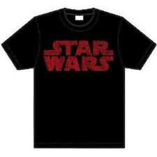 Star Wars T-Shirt Red Logo Retro Shirt Größe XL