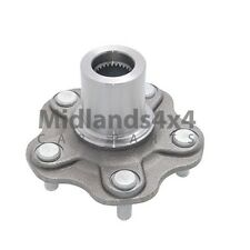 1x NEW REAR WHEEL HUB FLUNGE WITHOUT BEARING For NISSAN ELGRAND E51 2.5 3.5