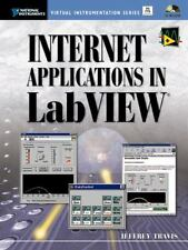 Internet Applications in LabVIEW (With CD-ROM)