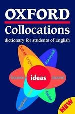 Oxford Collocations Dictionary for Students of English, , Acceptable Book