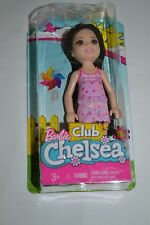 2017 NEW BARBIE / CHELSEA CLUB CHELSEA MADSON LONG BLACK HAIR WITH BROWN EYES