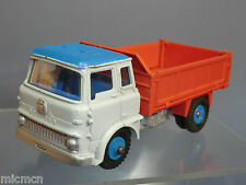 "VINTAGEDINKY TOYS MODEL  No.435 BEDFORD  TIPPER   "" 1st VERSION  GREY CAB"""