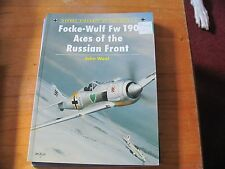 Osprey Aircraft of the Aces: Korean War Aces volume 4