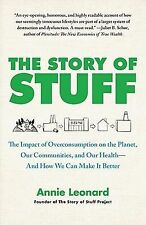 The Story of Stuff: The Impact of Overconsumption on the Planet, Our Communities