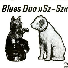 "CD BLUES DUO ""Sz-Sz"" Szukalski Szprot"