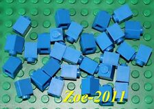Lego Blue Brick 1x1 30 pieces NEW!!!