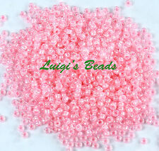 15/0 Round TOHO Japan Seed Bead Beads #145-Ceylon Innocent Pink 10 grams