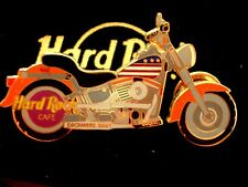 HRC Hard Rock Cafe Online Ebay Motorcycle Dec. 2001 LE500 Velvet Bag