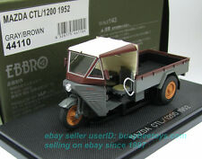 1/43 EBBRO 44110 MAZDA CTL/1200 3-WHEEL TRUCK (1952) TRISHAW MODEL CAR TOY