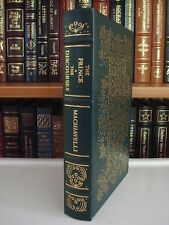 THE PRINCE & DISCOURSES ON LIVY by Machiavelli Gryphon Liberty Classics Leather