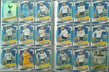 TOTTENHAM HOTSPUR - MATCH ATTAX - FULL SET 18 -  UCL 2016-17 TOPPS