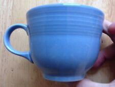 ONE (1) FIESTA WARE COFFEE CUP, HOMER LAUGHLIN STAMPED, LILAC PERIWINKLE, 2-3/4""