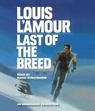 Last of the Breed by Louis L'Amour (2010, CD, Unabridged)