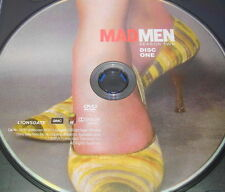 """MAD MEN SECOND SEASON * Disc 1 """"Replacement"""" DVD ~ *DISC ONLY"""