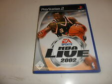 PlayStation 2 PS 2 NBA Live 2002