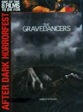 The Gravedancers After Dark Horrorfest NEW Halloween Horror DVD in Slipcover