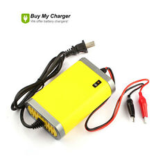 12v Volt 2A Battery Power Charger Rechargeable 220V AC for Car Motorcycle