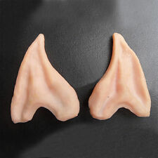 HOT Fairy Pixie Elf Cosplay LARP Halloween Costume Latex Pointed Prosthetic Ear