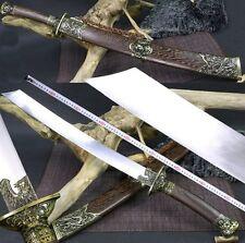 High Quality Chinese Handmade KangXi Dao High manganese steel Sword Sharp Blade