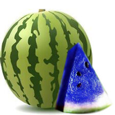 10PCS Blue Watermelon Seeds Vegetable Organic Home Garden New Variety Plant