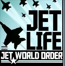 NEW - Jet Life / Jet World Order by Curren$y; The Jets