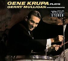 Plays Gerry Mulligan Arrangements [Digipak] by Gene Krupa (CD, Apr-2005, Verve)