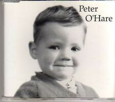 (AJ432) Peter O'Hare, Breathing On My Own - DJ CD