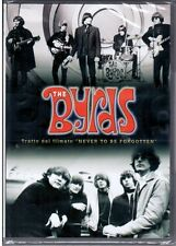 "THE BYRDS Tratto dal filmato ""NEVER TO BE FORGOTTEN ""  DVD Nuovo Sigillato"