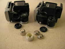 NIKON F PHOTOMIC FTN, TN  METER PRISM  BATTERY ADAPTER