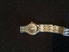 womens sterling silve wrist watch