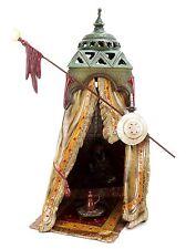 Prächtiges Beduinenzelt - Orient Figur - Araber Bronzefigur - Wiener Bronze